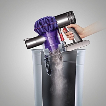 Dyson V6 Up Top Staubbehälter